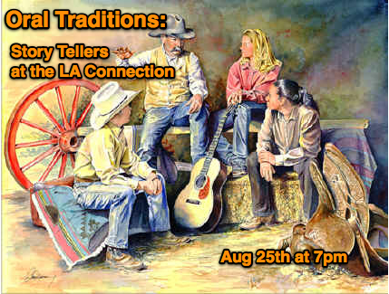 Oral Traditions: Storytellers at the LA Connection II - Near-Death Experiences